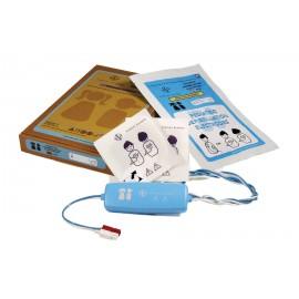 AED G3 electrodes pediatriques