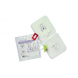 ZOLL électrodes pédia Stat Padz II