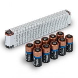 ZOLL Piles lithium AED Plus 3V x10