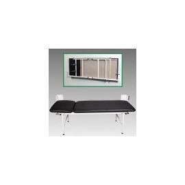 Table d'examen pliante 190x70x68 cm