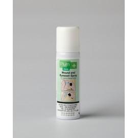 Spray lave-œil et nettoyant plaies 50ml Plum