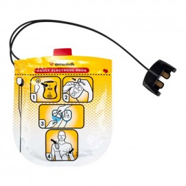Electrodes adulte Defib Lifeline View