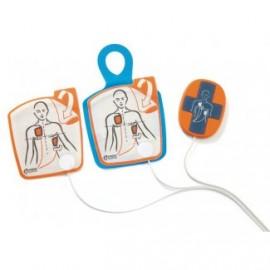 Electrodes adultes CPRD G5