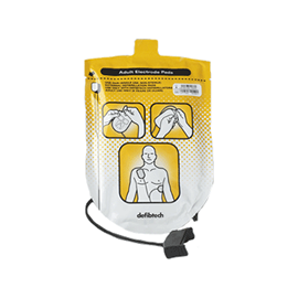 Electrodes adulte Defibtech DDP-100