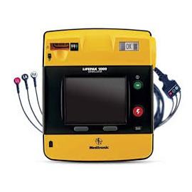 Lifepak 1000 AED ECG