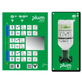 Station Plum 1 x 500 ml Eye wash
